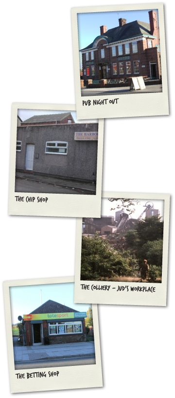Kes Filming Locations